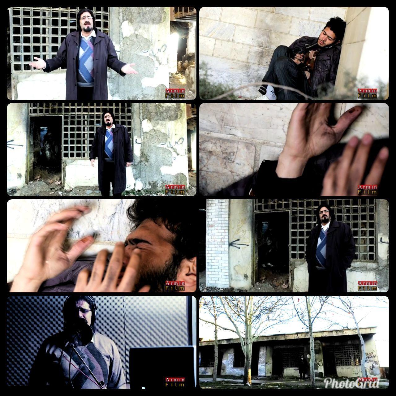 دانلود موزیک ویدیو لری ابوالحسن جاویدان به نام پریسکه خیال