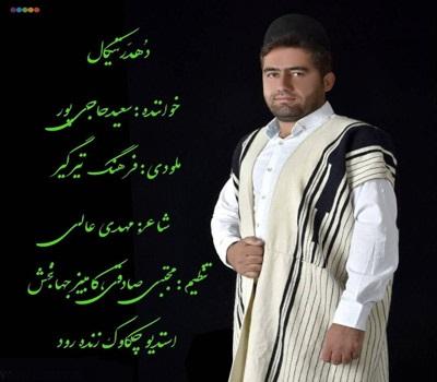 دانلود آهنگ بختیاری سعید حاجی پور به نام دهدر تیکال