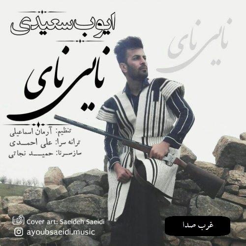 دانلود آهنگ بختیاری ایوب سعیدی به نام نای نای