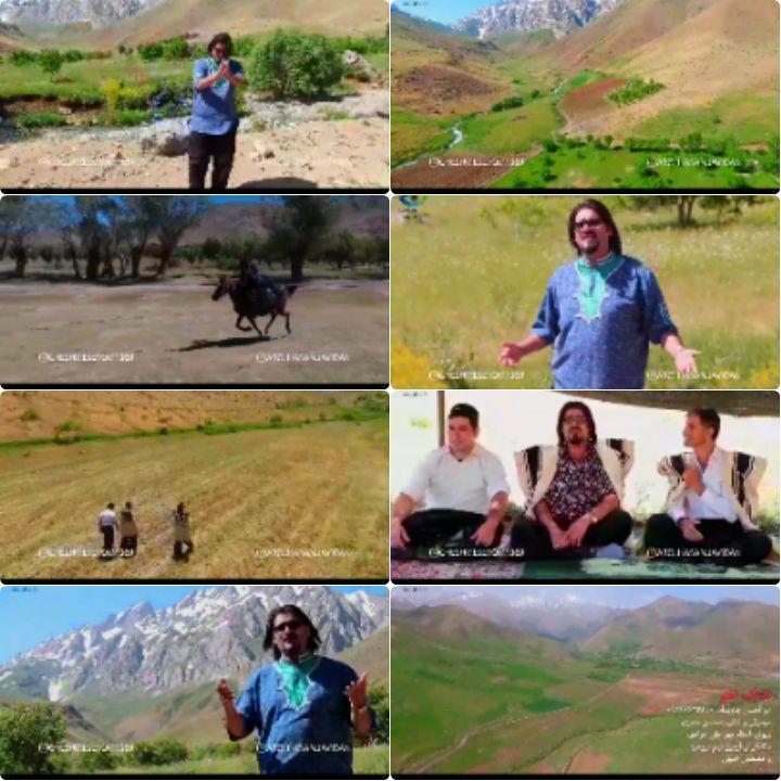 دانلود موزیک ویدیو لری ابوالحسن جاویدان به نام تشک افتو
