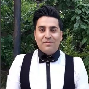 آهنگ تش ونی وم خنی از محمد امین غلامیاری