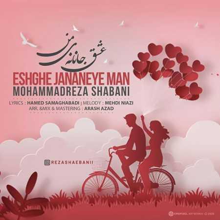 محمدرضا شعبانی  عشق جانانه ی من